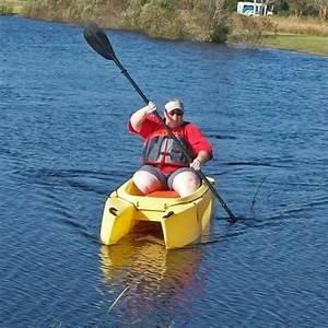 Stand Up Fly Fishing Kayak Wavewalk Stable Fishing