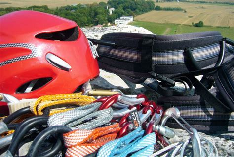 Rock Climbing Gear Equipment Explained For Everyone