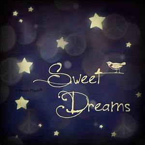 Good night My Fancy Man, sweet dreams. Have a great time ...