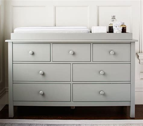 Kendall Extrawide Dresser & Changing Table Topper