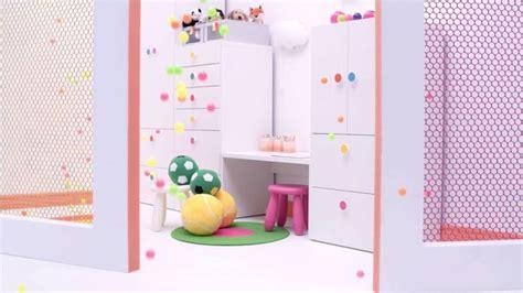 rangement chambre ikea idée rangement chambre enfant avec meubles ikea