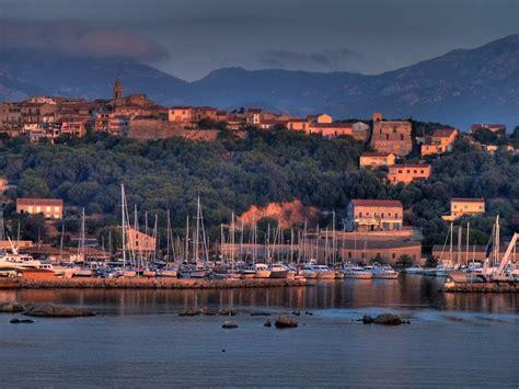 panoramio photo of au petit matin sur le port de porto vecchio