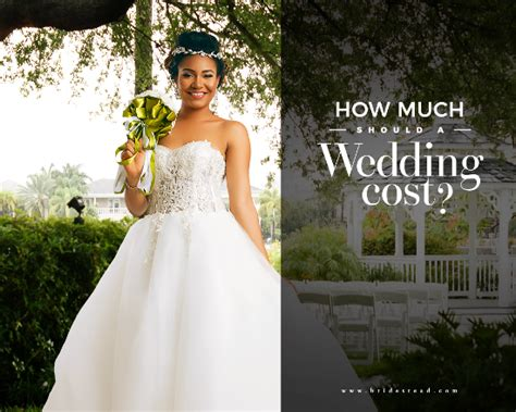 How Much Should A Wedding Cost?
