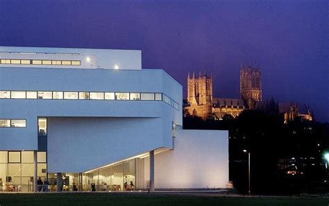 University Of Lincoln Guide