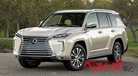 Toyota Lexus 2020 by Next Generation Lexus Lx 500 Coming In 2020 Lexus
