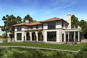 Mediterranean House Plans with Photos