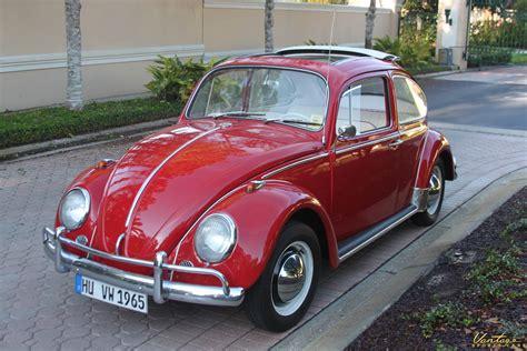 volkswagen beetle 1965 1965 volkswagen beetle sold vantage sports cars
