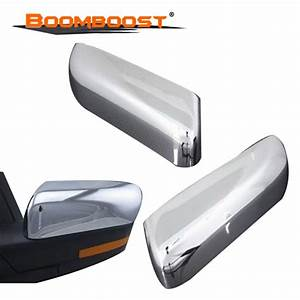 For Ford F 150 2009 2014 Half Mirror Cover Rear View