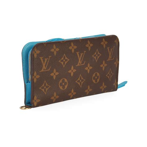 louis vuitton monogram insolite wallet blue luxity