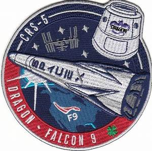 SpaceX CRS-1 Mission Patch - Pics about space