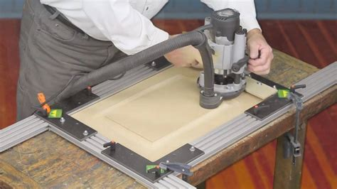 how to make cabinet doors out of mdf woodhaven mdf door kit youtube
