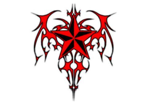 simple tribal star design oao pinterest star tattoo designs star tattoos