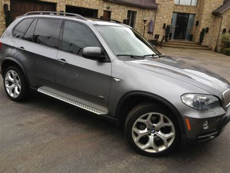 download car manuals 2007 bmw x5 on board diagnostic system sell used 2007 bmw x5 4 8i sport utility 4 door 4 8l in calgary alberta canada for us 24 500 00