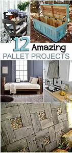 12, Amazing, Pallet, Projects