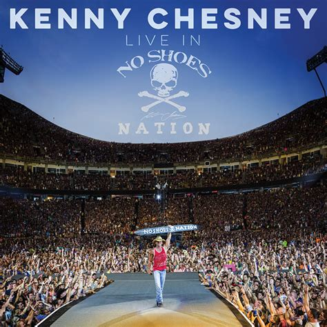 kenny chesney blue chair live kenny chesney reveals live in no shoes nation details