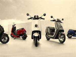 Scooter Electrique 2018 : test faut il se laisser tenter par le scooter lectrique 50 cm3 n serie de niu challenges ~ Medecine-chirurgie-esthetiques.com Avis de Voitures