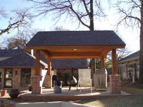 backyard detached covered patio www pixshark