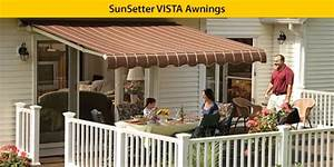 Manual Awnings  U2013 Retractable Awnings For Illinois