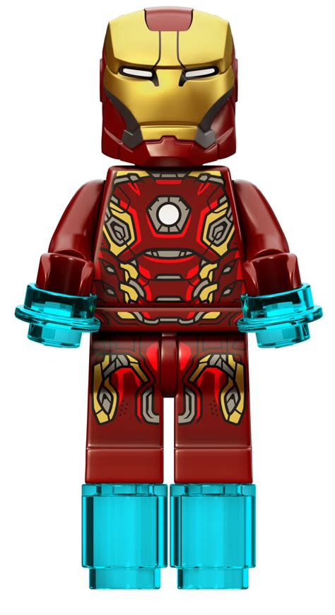 Iron Man (mark 45)  Lego Marvel And Dc Superheroes Wiki