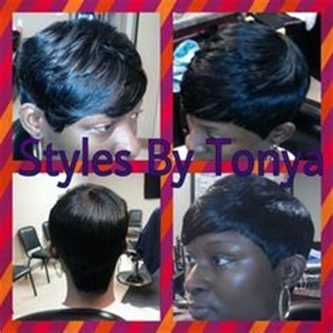 images   piece hairstyles  pinterest quick weave quick weave bob  razor chic