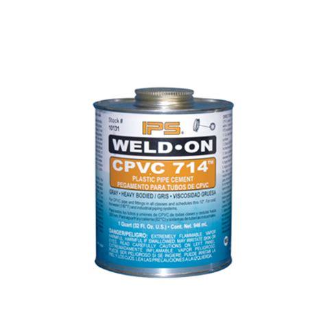 Ips® Weldon 714™ Cpvc Cement  Us Plastic Corp
