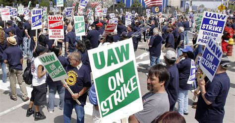 gm workers    strike  latest stoppage