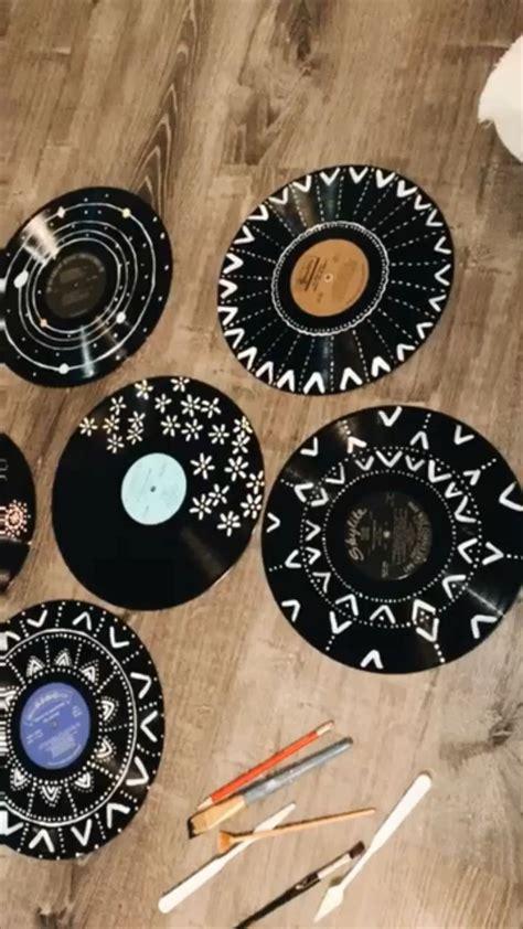 vsco dsco records recordplayer vinyl  painting