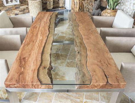 Holztisch Mit Glasplatte by Der Tischonkel Designertisch Massivholztisch Mit Glas