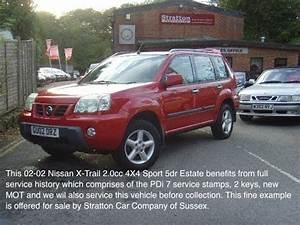 Nissan X Trail 4x4 : nissan x trail 4x4 sport 01825 713793 youtube ~ Medecine-chirurgie-esthetiques.com Avis de Voitures