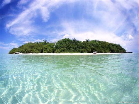paradise island wallpaper