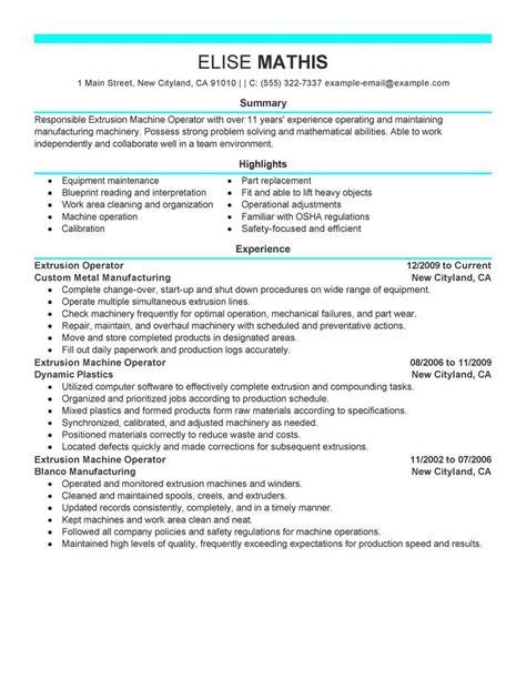 Forklift Driver Resume Template by Warehouse Forklift Operator Resume Sle Resume