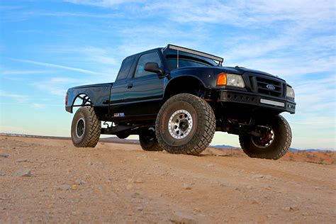 General Ford Ranger by Road Magazine Features At Four Wheeler Network