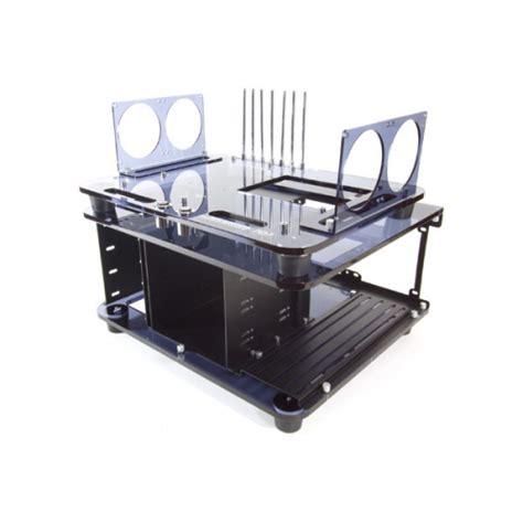 microcool banchetto 101 microcool benchtable banchetto 101 modular black acrylic