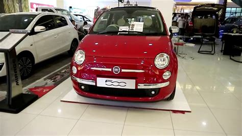 Cost Of A Fiat 500 by 2017 Fiat 500 Lounge At Carolbly