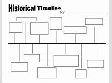 Timeline Template Printable vastuuonminun