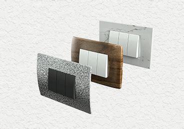 Placche Interruttori Design by Placche Per Interruttori Di Design Per Ogni Casa