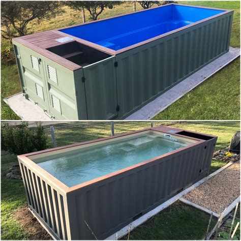 container swimming pool akash engimech india pvt ltd 20 swimming pool container