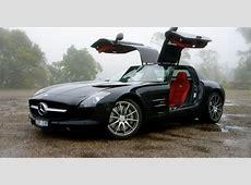 MercedesBenz SLS AMG Review Sydney to Brisbane road trip