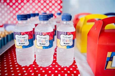 sample water bottle label templates  psd word