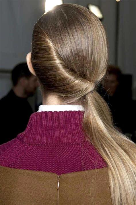 40 ideas para inspirar tu próxima cola de caballo cut paste blog de moda