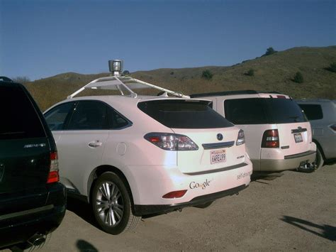Google's Driverless Car May Herald Historic Shift In Auto