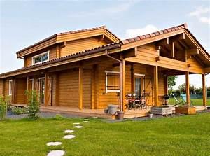 Maison En Bois Construction : architecture bois meilleure alli e pour la construction de votre maison en bois architecture ~ Melissatoandfro.com Idées de Décoration