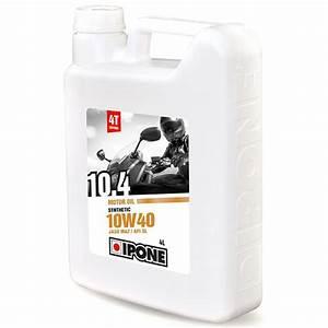 Huile Moteur Moto : huile moteur ipone 10 4 10w40 synthetic 4 litres 4t au ~ Melissatoandfro.com Idées de Décoration