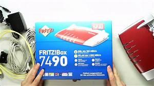 Ip Kamera Fritzbox 7490 : fritz box 7490 lieferumfang youtube ~ Watch28wear.com Haus und Dekorationen