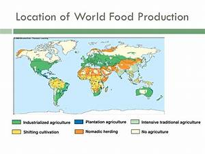 Food Resources Part I - Agriculture