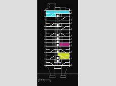 Le Corbusier; Unité d'habitation of Berlin METALOCUS