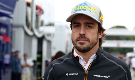 news fernando alonso holds secret talks  shock