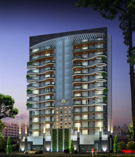 donyo park apartments  architects  india