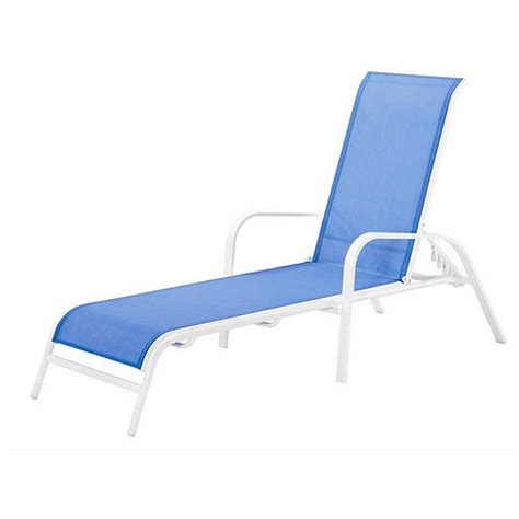 Stacking Sling Chair Walmart by Stacking Sling Lounges Set Of 2 Colors