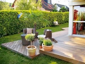 Terrasse en bois 75 idées pour une déco moderne
